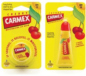 Carmex Cherry Duo