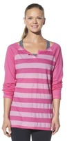 Champion C9 by Women's Long Sleeve Henley Tee - Assorted Colors
