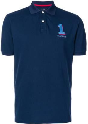Hackett short sleeved polo shirt