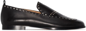 Isabel Marant Faggie flat leather loafers