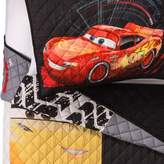 Cars Disney 3 Quilt Set (Twin/Full) - Red & Black