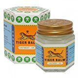 Tiger Balm 2 x White Herbal Ointment 30g Relief Muscular Pain