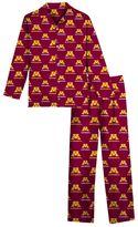 Boys 8-20 Minnesota Golden Gophers Pajama Set
