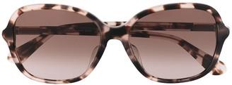 Kate Spade Bryleefs oversize sunglasses