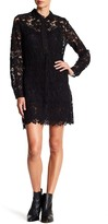 Johnny Was Crochet Lace Shirtdress