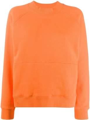 YMC long sleeved cotton sweater