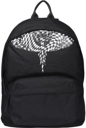 Marcelo Burlon County of Milan Pdp Cross Wings Backpack