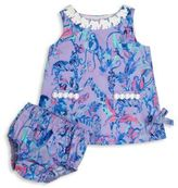 Lilly Pulitzer Baby Girl's Lily Shift Dress