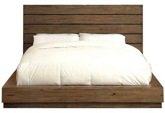 Zion King Platform Bed Foundry Select