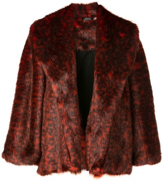 Natori Short Topper Coat