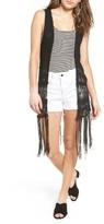 Steve Madden Women's Boho Knit Vest