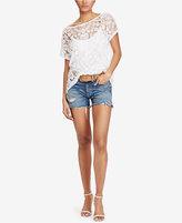 Polo Ralph Lauren Lace Shirt