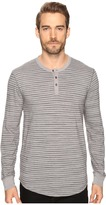 Lucky Brand Lived-In Stripe Henley