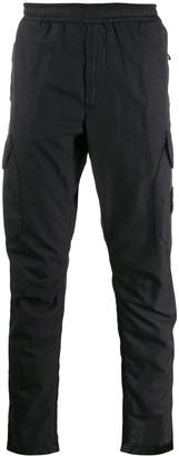 Stone Island straight-leg logo trousers