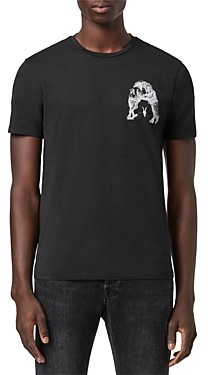AllSaints Fighters Cotton Graphic Tee
