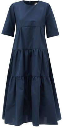 Max Mara Uncino Dress - Navy