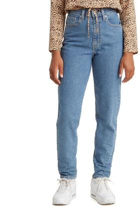 Levi's Women's High-Waisted Tapered Jeans