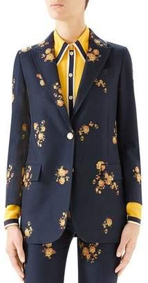 Bouquet Fil Coupe Jacket