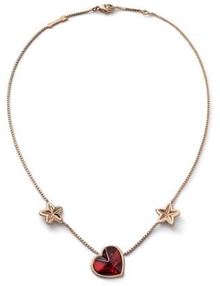 Baccarat Rose Gold Vermeil Etoile De Mon Coeur Necklace