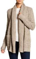 Line knitwear Knit Cardigan