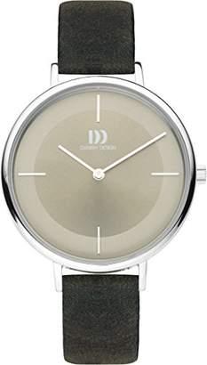 Danish Designs Danish Design Women's Analogue Quartz Watch with Leather Strap DZ120634