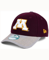 New Era Minnesota Golden Gophers Heathered 9FORTY Cap