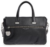 Marc Jacobs The Standard Medium East/west Leather Tote - Black