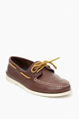 Sperry Men's Classic Brown Authentic Original 2-Eye Boat Shoe