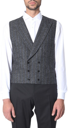Dolce & Gabbana Double Breasted Vest
