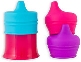 Boon SNUG 3-Pack Spout + Cups in Multiple Colors