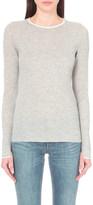 Rag & Bone Alexandra ribbed cashmere top