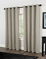 Home Outfitters Villamora Two-Pack Window Curtains