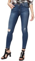 Sanctuary Women's Robbie High Waist Skinny Jeans