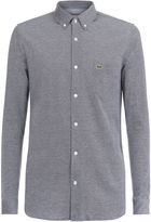 Lacoste Men's Marl Knit Sweater with Zip Collar