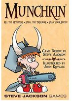 Steve jackson games Munchkin Card Game by Steve Jackson Games