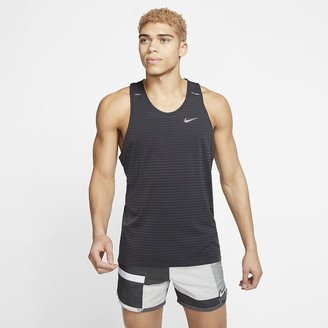 Nike Men's Running Tank Techknit Ultra
