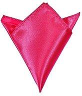Trimming Shop Men's Satin Handkerchief For -Italian Square Pocket Hanky