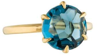 Ippolita 18K Blue Topaz Rock Candy Ring