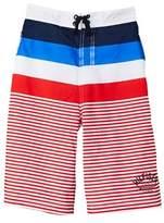 Tommy Hilfiger Boys' Engineered Stripe Board Short.