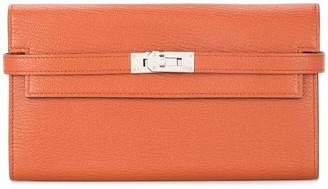 Hermes Pre-Owned Kelly wallet