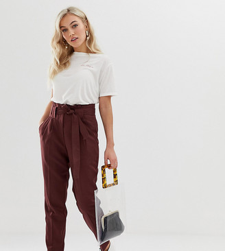 Y.A.S paperbag waist pants