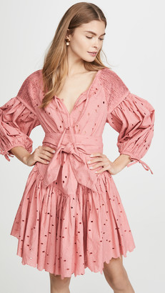 Innika Choo Meg Nettick Dress