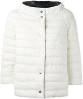 Herno reversible puffer jacket - women - Feather Down/Polyamide/Polyurethane - 42