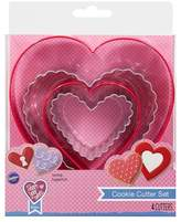 Wilton 4pc Nested Cookie Cutter Set