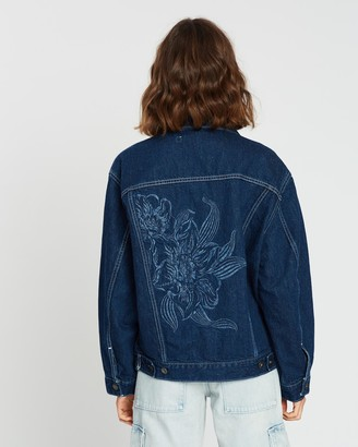 Levi's Made & Crafted LMC Oversized Type III Trucker Jacket