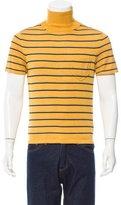 Saint Laurent Silk Turtleneck Sweater