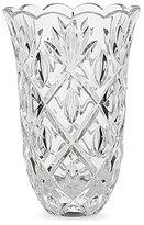 Waterford Sara Scalloped Crystal Vase