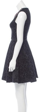 Needle & Thread Embellished Cocktail Dress