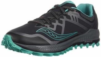 Saucony Women's Peregrine 8 GTX Athletic Shoe