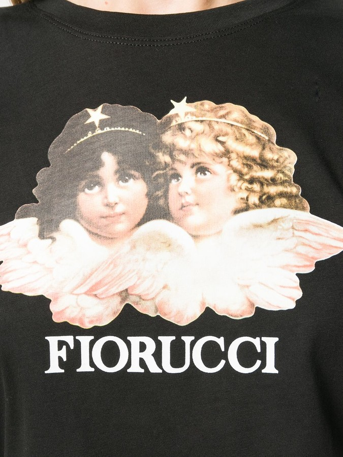 Thumbnail for your product : Fiorucci Angels T-shirt